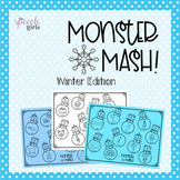Monster Mash! | Winter Smash Mats