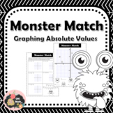Monster Match: Graphing Absolute Value Functions