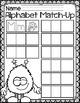 Monster Match-Up Freebie: Alphabet Matching Center