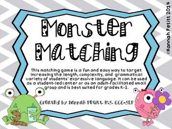 Monster Matching for Embedded Clauses