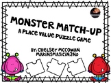 Monster Matchup Puzzle Game