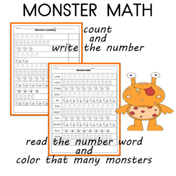 Monster Math
