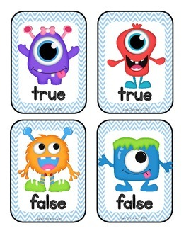 Monster Math: Addition and Subtraction Sorting Center