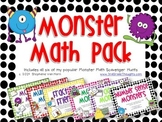 Monster Math {BUNDLE}