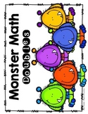 Monster Math Doubles and Near Doubles Game