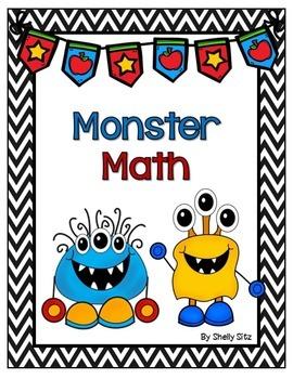 Monster Math Facts