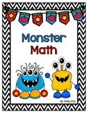 Monster Math Facts
