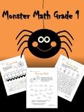 Monster Math Grade 1