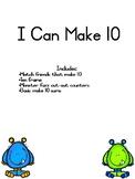 Monster Math - Make 10
