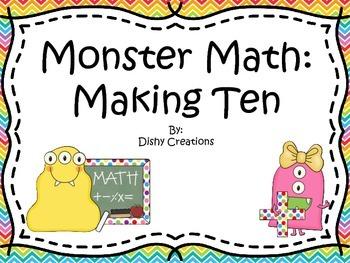 Monster Math: Making Ten