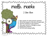 Monster Math Mania:  Skip Counting with 2