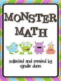 Monster Math Mania