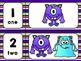 Monster Math Match