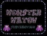 Monster Math Matching