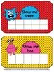 Monster Math - Math Unit/Centers for PreK and Kindergarten