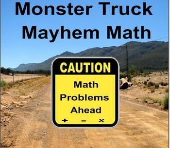 Monster Math Mayhem