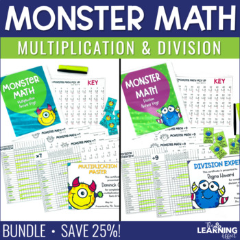 Division Timed Test Teaching Resources   Teachers Pay Teachers