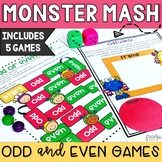 Monster Mash: Odd and Even Games