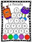 Monster Math - SPANISH