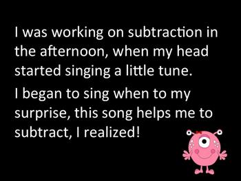 Monster Math Subtraction