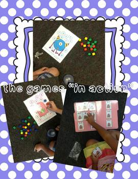 Monster Math Unit {addition and subtraction}
