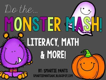 Monster Math and Literacy