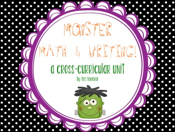 Monster Math and Writing Packet: Addition, Number Sense an