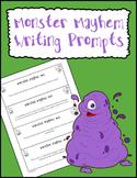 Monster Mayhem Writing Prompts