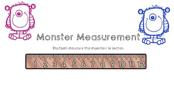 Monster Measurement