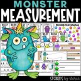 Measurement Activities & Worksheets (2.MD)