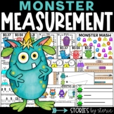 Measurement Activities & Worksheets (2.MD)