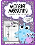Monster Measuring (Measuring to the Nearest Inch)