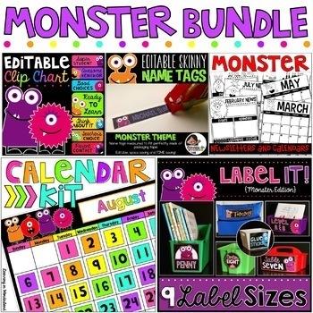 Monster Mega Bundle