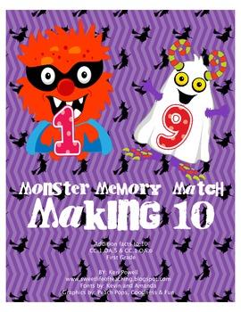 Monster Memory Match