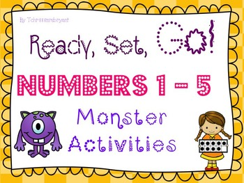 Monster Mess 1-5