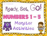Monster Mess 1-5