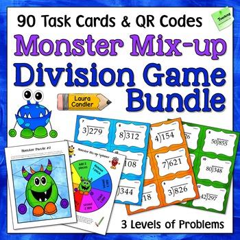 Monster Mix-up Division Bundle