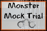 Monster Mock Trial (Monster by Walter Dean Myers)