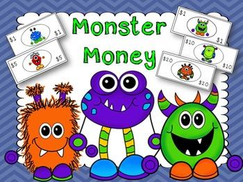 Classroom Money-Monster Money