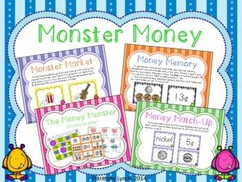Monster Money (Bundle)