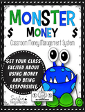 Monster Money-Classroom Economy System