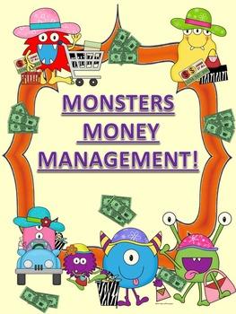 Monster Money Management