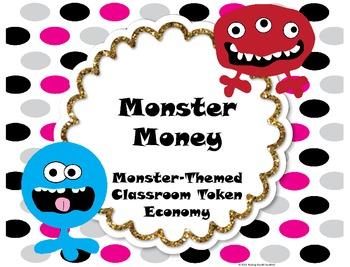 Monster Money-Monster Themed Token Economy