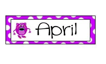 Monster Months