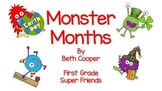 Monster Months of the Year
