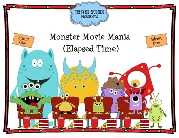 Monster Movie Elasped Time Movie Center