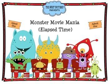 Monster Movie Elasped Time Movie Center
