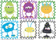 Monster Muddle Bingo - Nonsense words for decoding, blendi