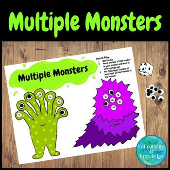 Multiple Monsters Game