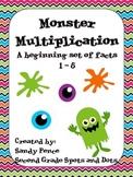 Monster Multiplication 1 - 5
